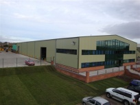 Haith Industrial move into new group HQ.